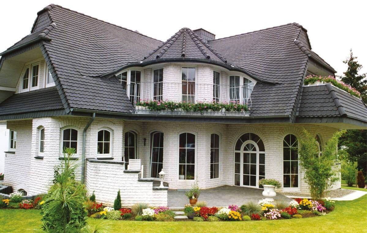 Neues Haus Bauen German Houses House House Styles