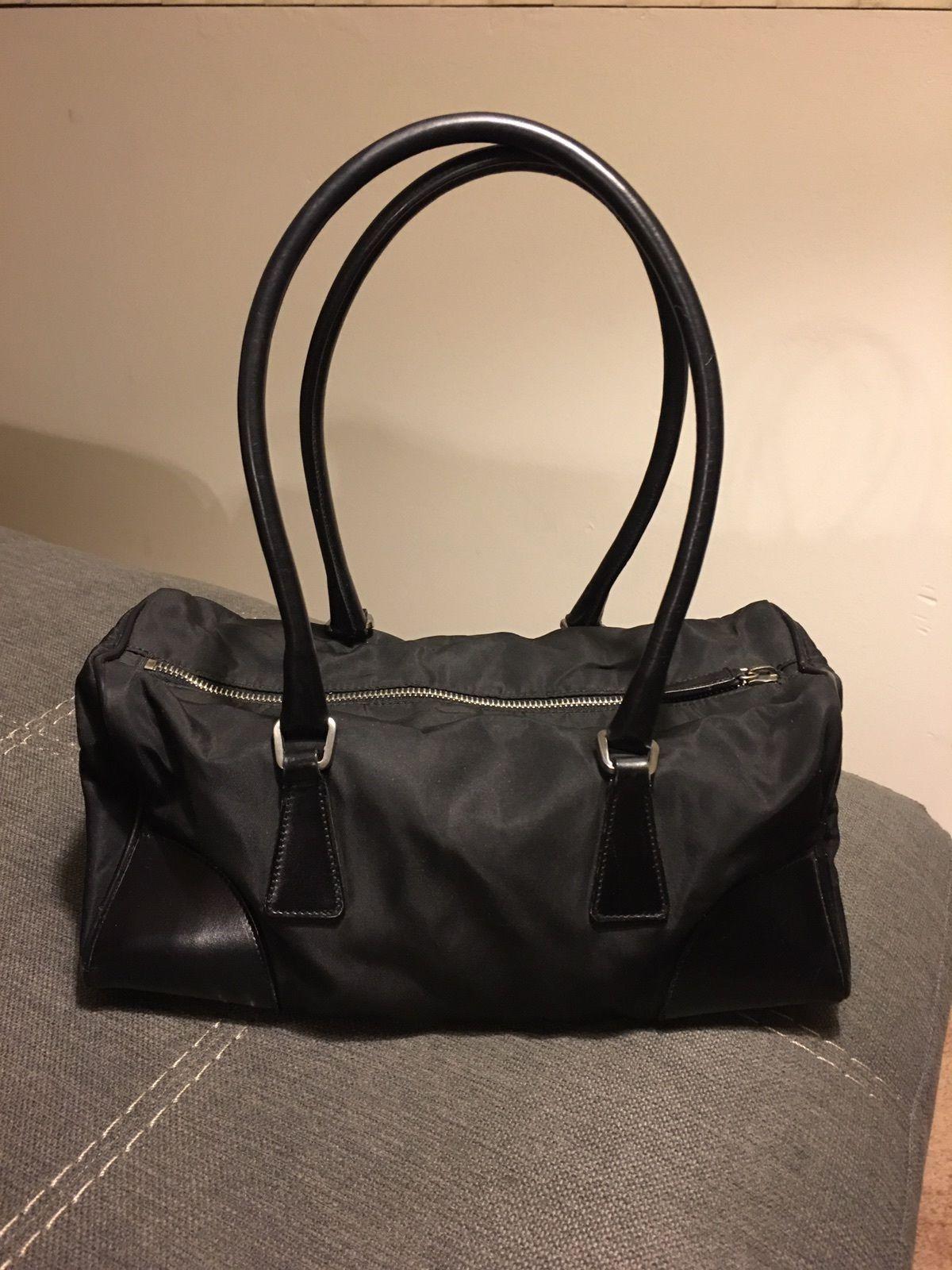 Prada Nylon Bag Vintage 25 0