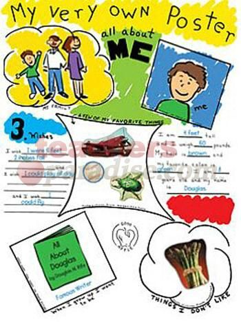 all about me poster | Learning-Materials--Poster-Pk-All-About-Me ...