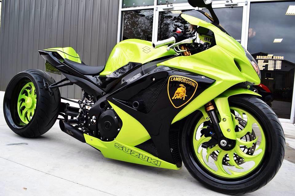 Lambo Bike Bikes Suzuki Gsx Motorcycle Sport Bikes