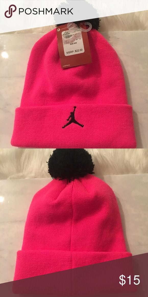 Jordan skully New hot pink Jordan skully Jordan Accessories Hats ... 149d1e726cdb