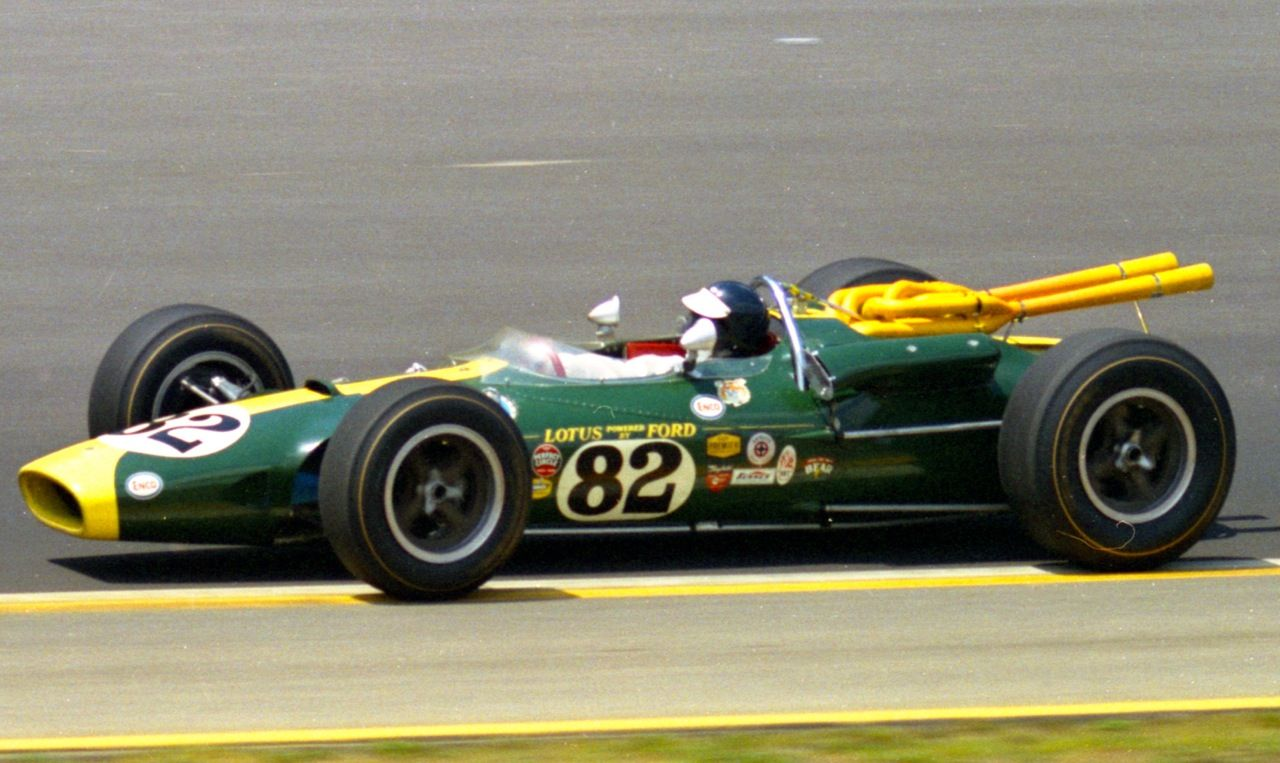 photos of ford lotus race cars | Jim Clark\'s Indy-winning Lotus ...