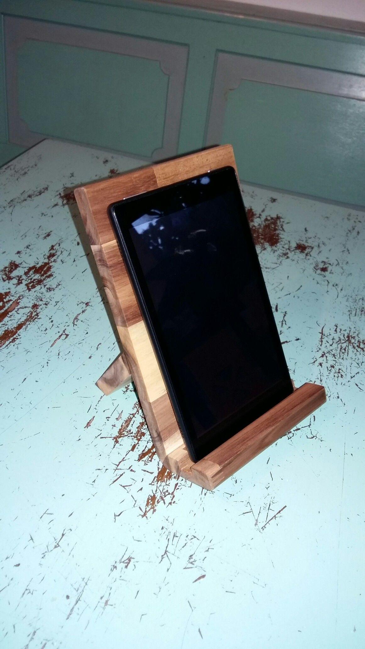 Tablet Stand Diy möbel, Einfach