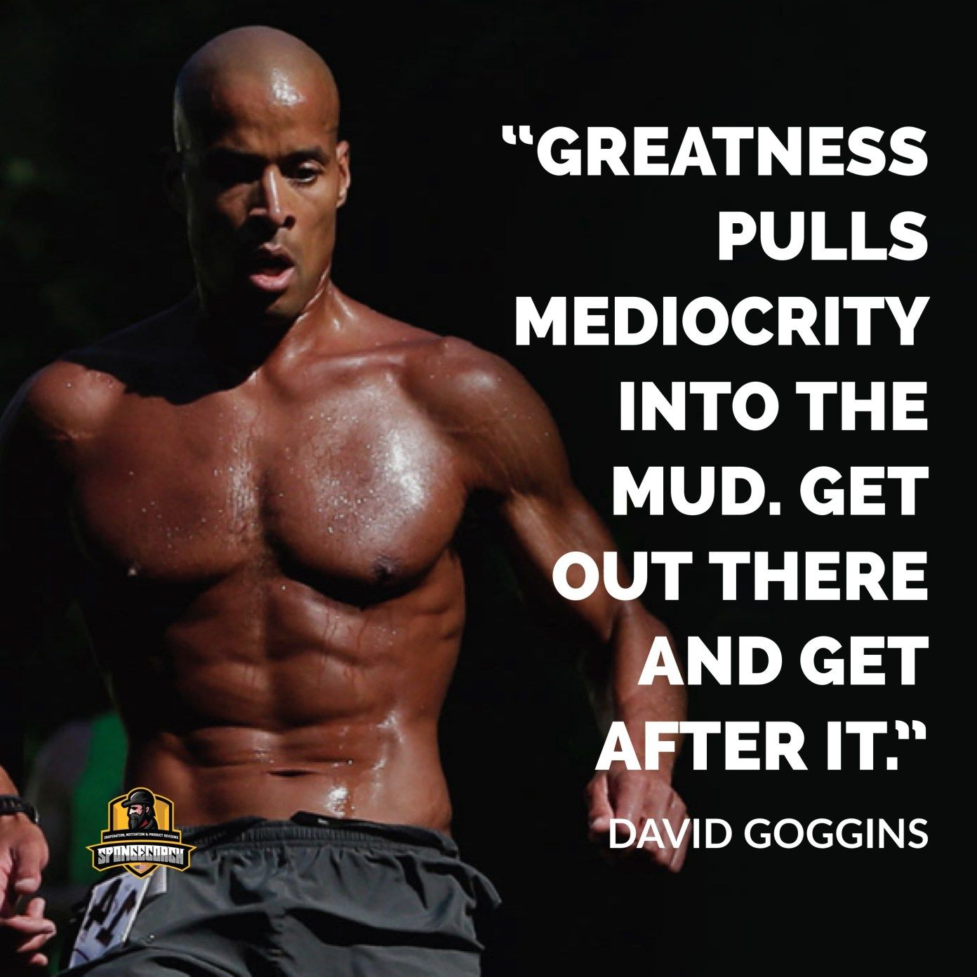 Best David Goggins Quotes On Greatness Pulls Mediocrity Into The Mud David Goggins Quotes Goggins Quotes David Goggins