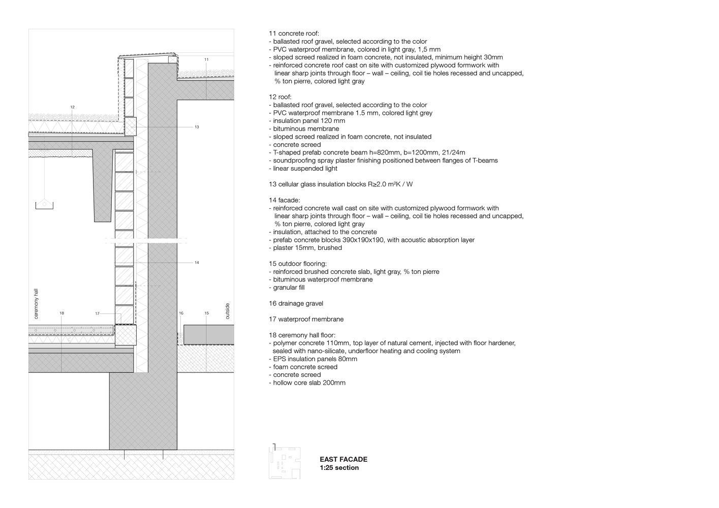 Gallery Of Crematorium Siesegem Kaan Architecten 61