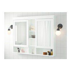 HEMNES Spiegelschrank 2 Türen - weiß, 120x98 cm - IKEA | Fürs Haus ... | {Ikea spiegelschrank hemnes 5}