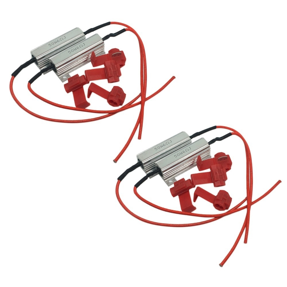 435 Buy Here Http Aliwozshopchinainfo Gophpt32802314268 12v H11 Led Fog Light Lamp Load Resistor Wiring Hid Warning Canceller Cheap Quality Decoder Directly From China Error Free Steering Fault Eliminator