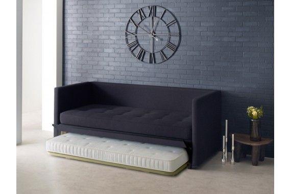 lit gigogne simmons studio pinterest lit gigogne lits et kangourou. Black Bedroom Furniture Sets. Home Design Ideas