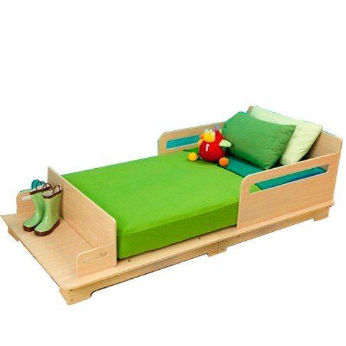 cama camita infantil niños kidkraft madera natural lbf | xxxxxxx ...