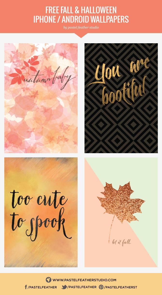Zoella iphone wallpaper tumblr - Fall Smartphone Wallpapers