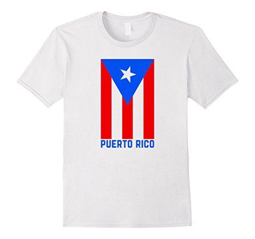 Orgullo Boricua Puerto Rico White T Shirt Flag Puerto Rico Puerto Flag Shirt