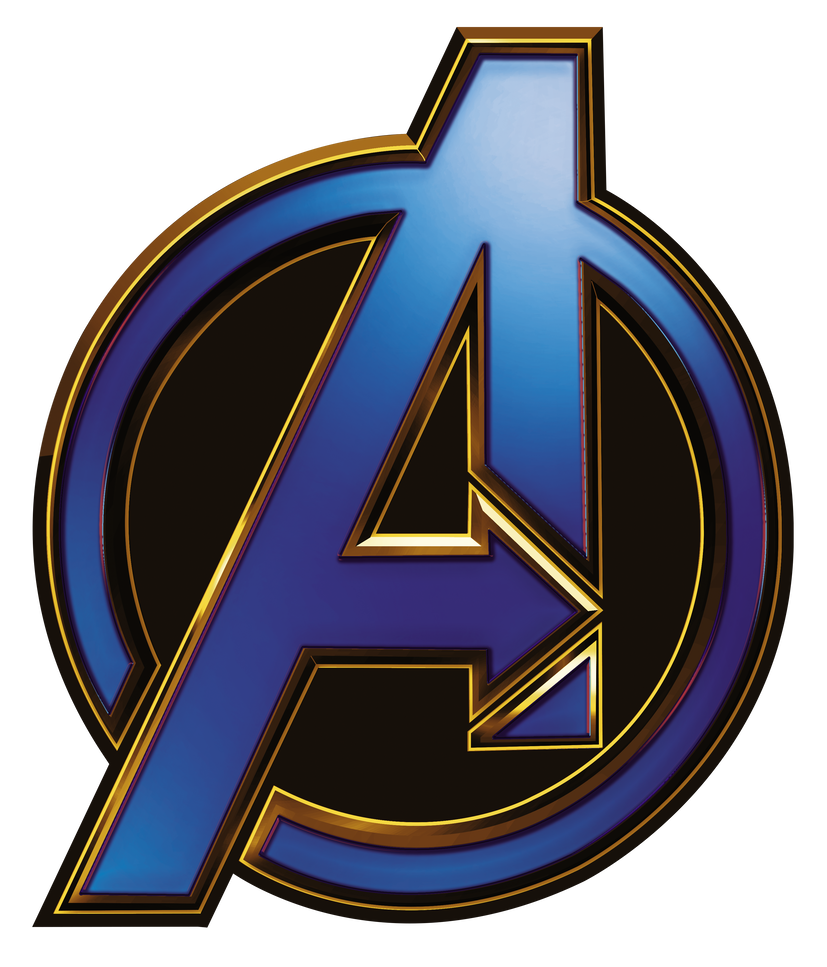 Avengers [2019 Symbol] by AlanMac95 Captain america