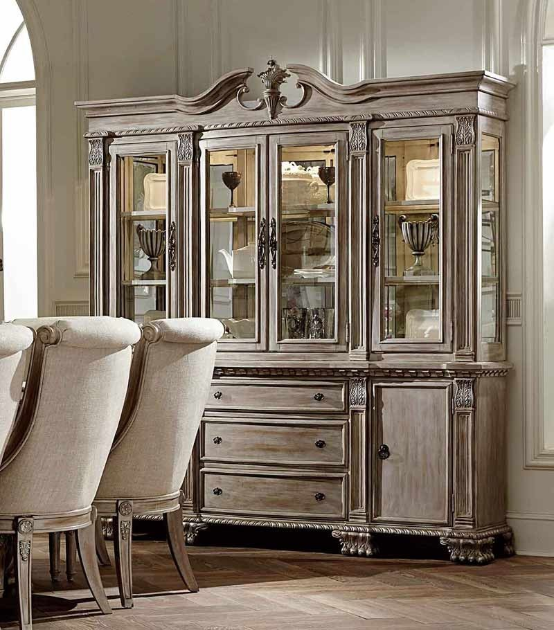 50 Best Dining Room Sets For 2017: Orleans II Buffet & Hutch