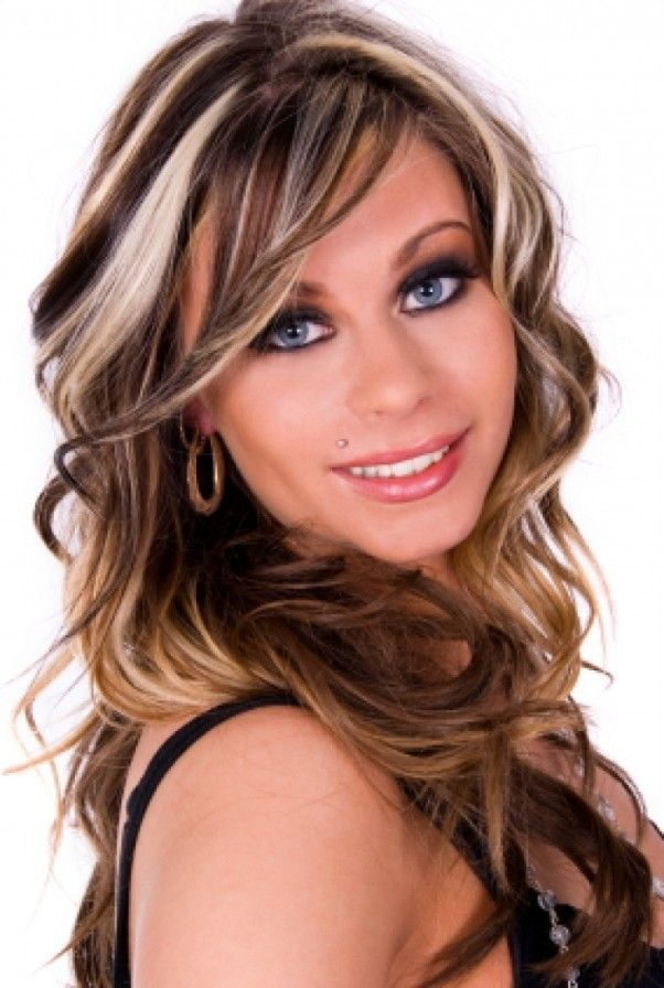Best Blonde Highlights On Dark Hair Tumblr Image Collection