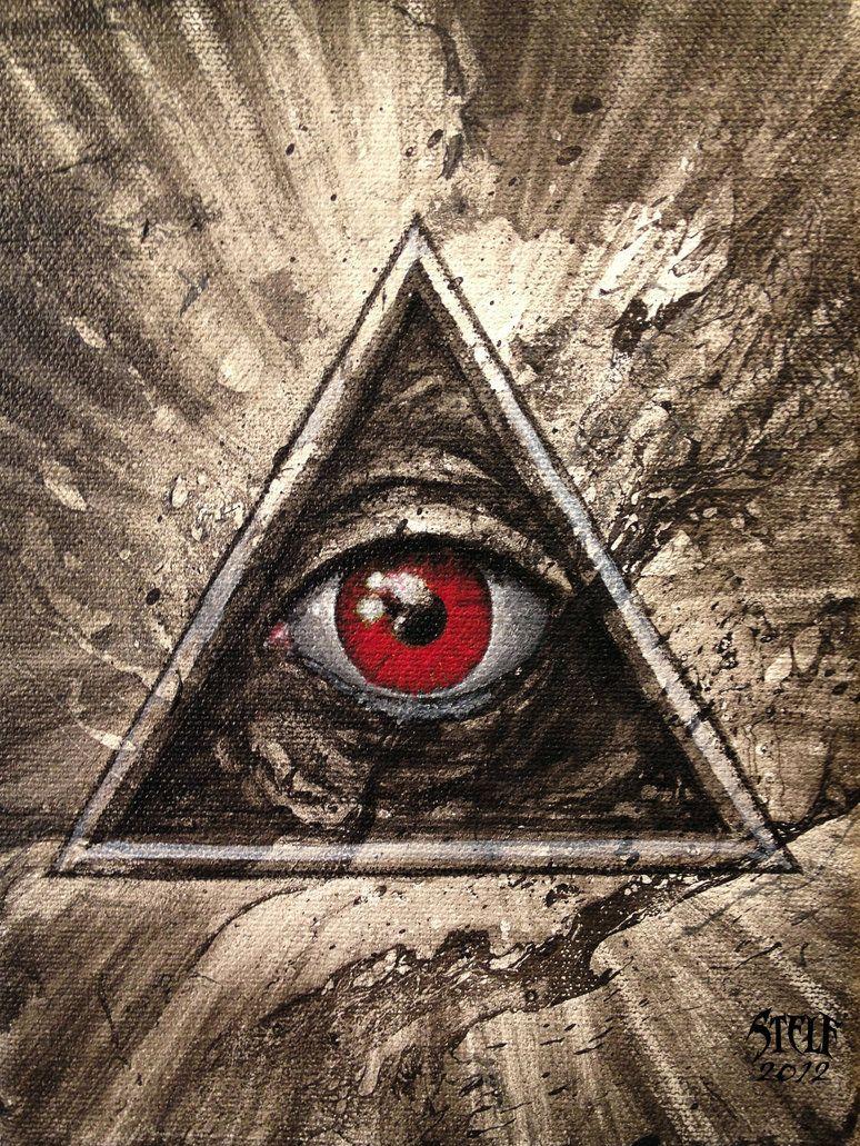 It S No Longer A Theory Illuminati Art Spiritual Art Masonic Art