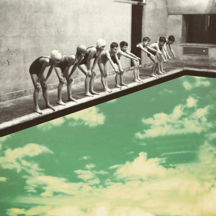 """""""Skydiving"""" Art Print"""