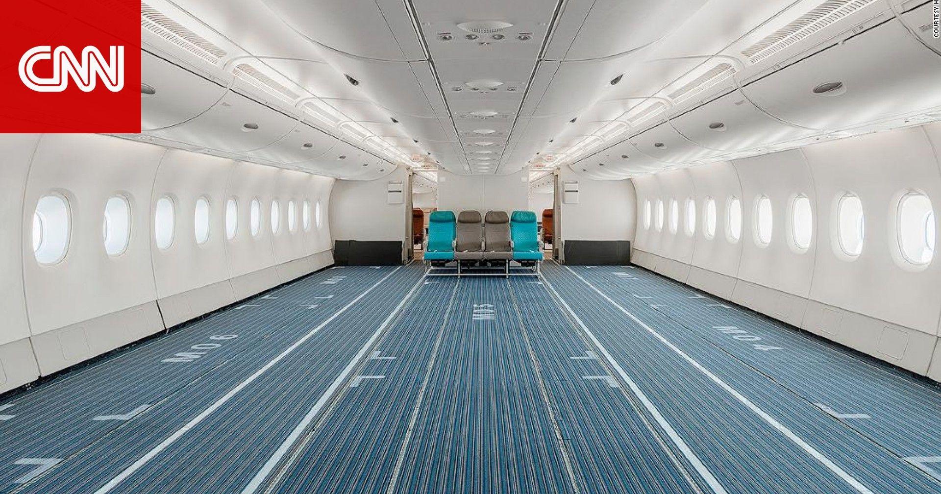 داخل أول طائرة من طراز A380 يتم تحويلها للشحن في العالم بتوقيت بيروت اخبار لبنان و العالم Hi Fly Airbus A380 Airbus