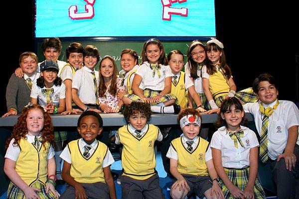 af9367fa313eb Elenco infantil de Carrossel Imprensa, Carrossel, Novelas, Princesas