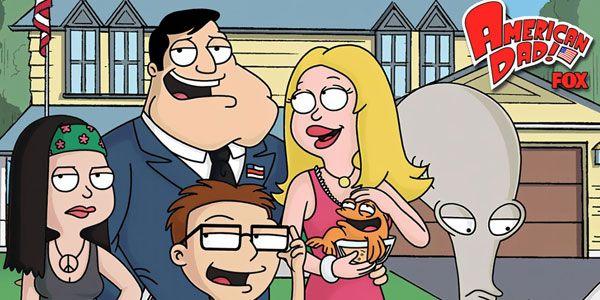 American Dad Tv Com Serien