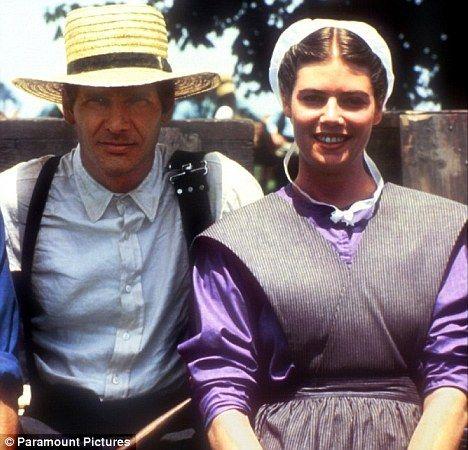 ผลการค้นหารูปภาพสำหรับ witness film 1985 kelly mcgillis