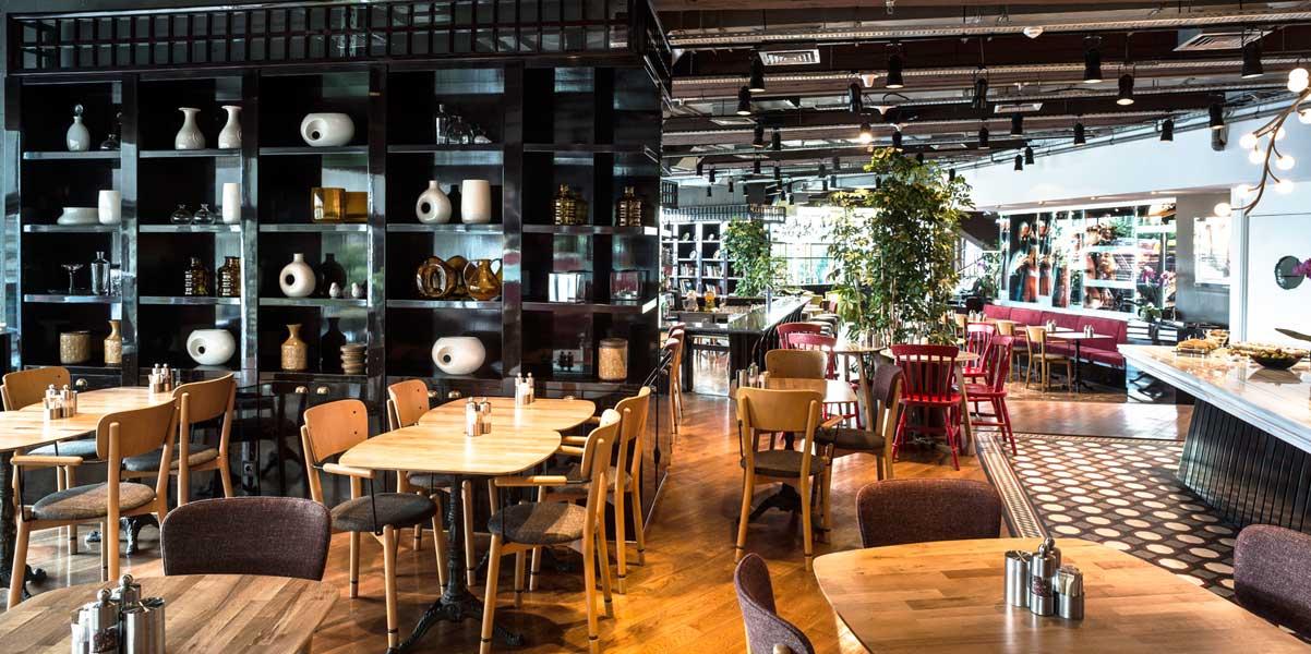 Pera Restaurant Home Decor Restaurant Conference Room