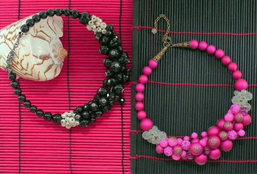 Ожерелье своими руками мастер класс 83