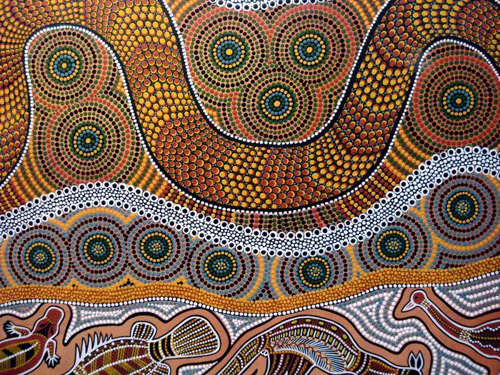 Resultado de imagen de australian aboriginal paintings