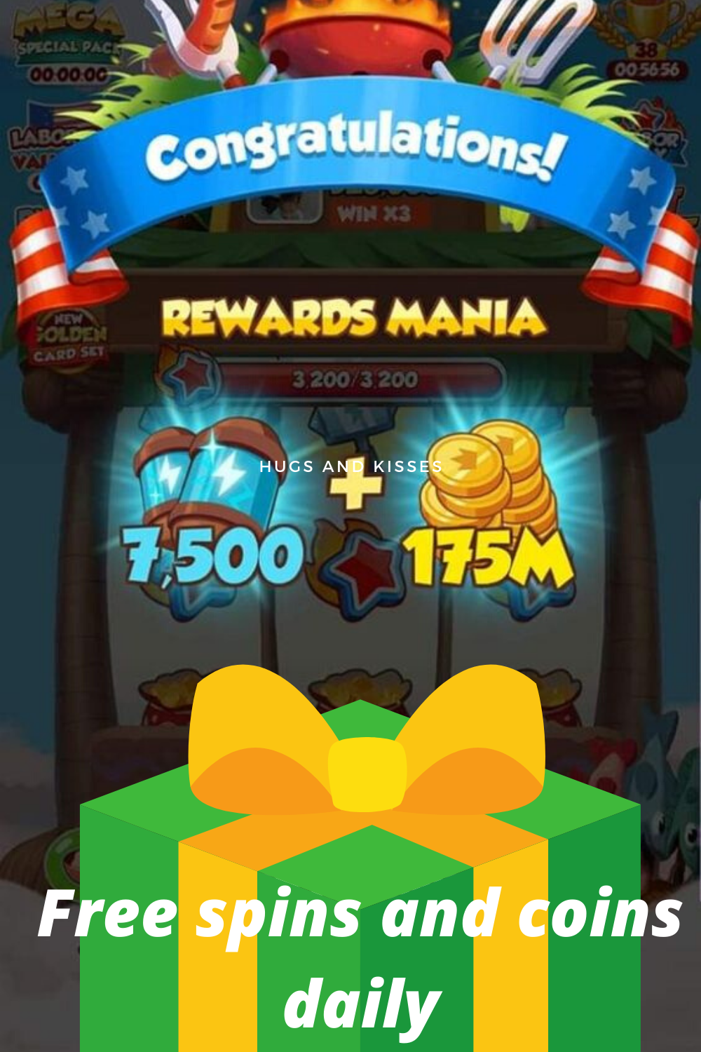 Link For Free Coins And Spins On Coinmaster Working 2020 In 2020 Coin Master Hack Coins Spinning