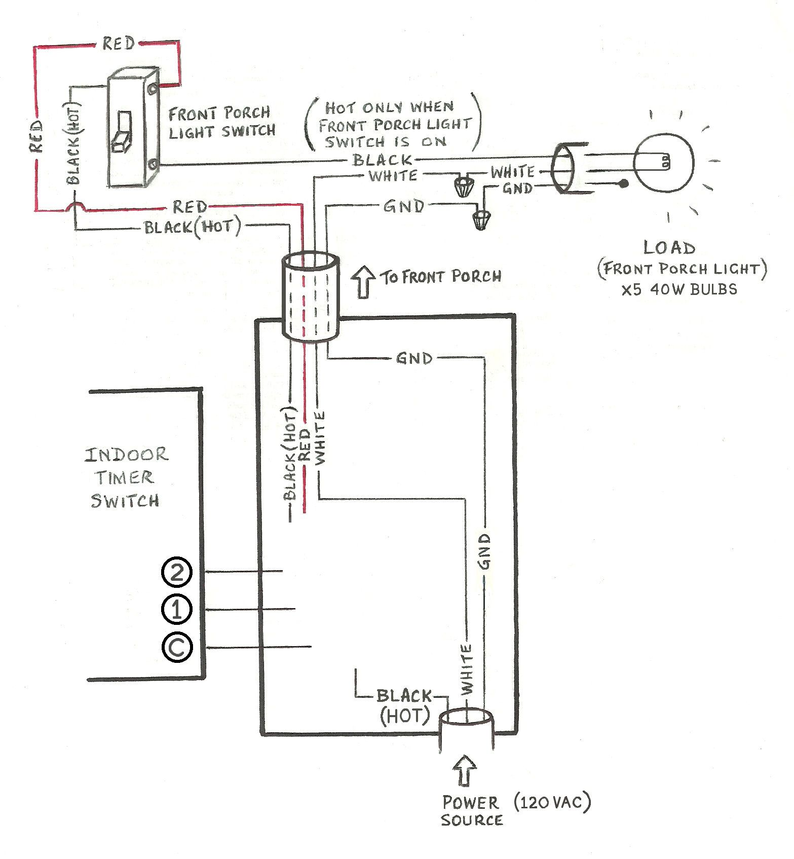 19 Wiring Diagram For 3 Way Light Switch Technique