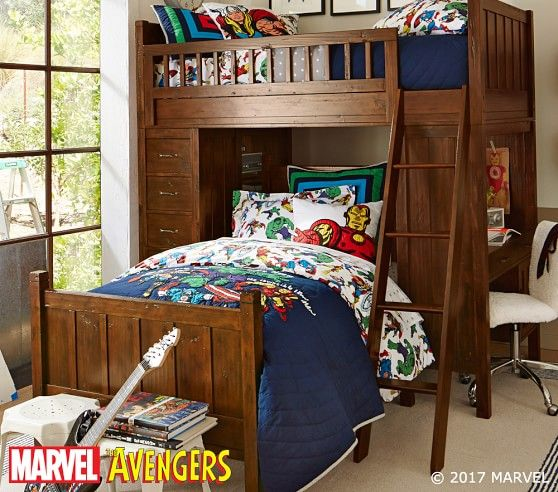 Marvel Quilt Marvel Bedroom Twin Bed Sets Room