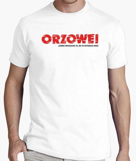 Camiseta Orzowei
