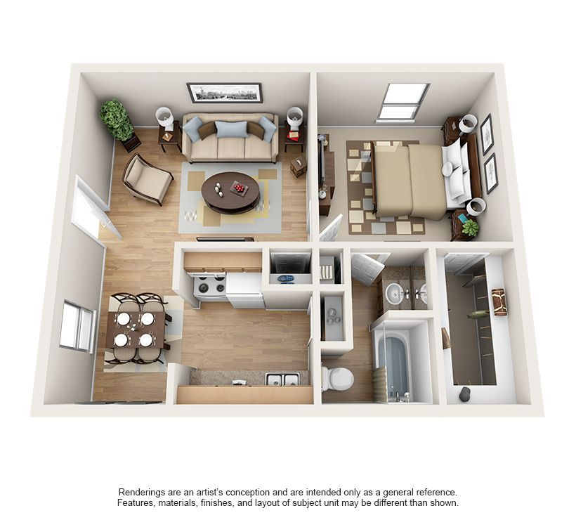 Can You Get An Apartment At 18 In Texas Luxury One And Two Bedroom Apartments In Bellaire Tx Small Apartment Bedrooms Traditional Bedroom Decor Small Bedroom Layout