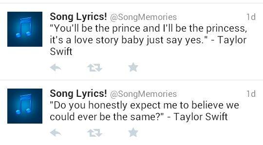 Taylor swift lyrics I wanna know what love iss! Pinterest - job quotation sample