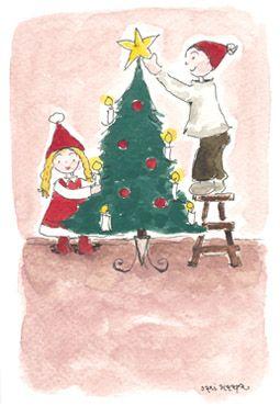 Sari Haapa, Finland.!   Merry Christmas! Aline ♥