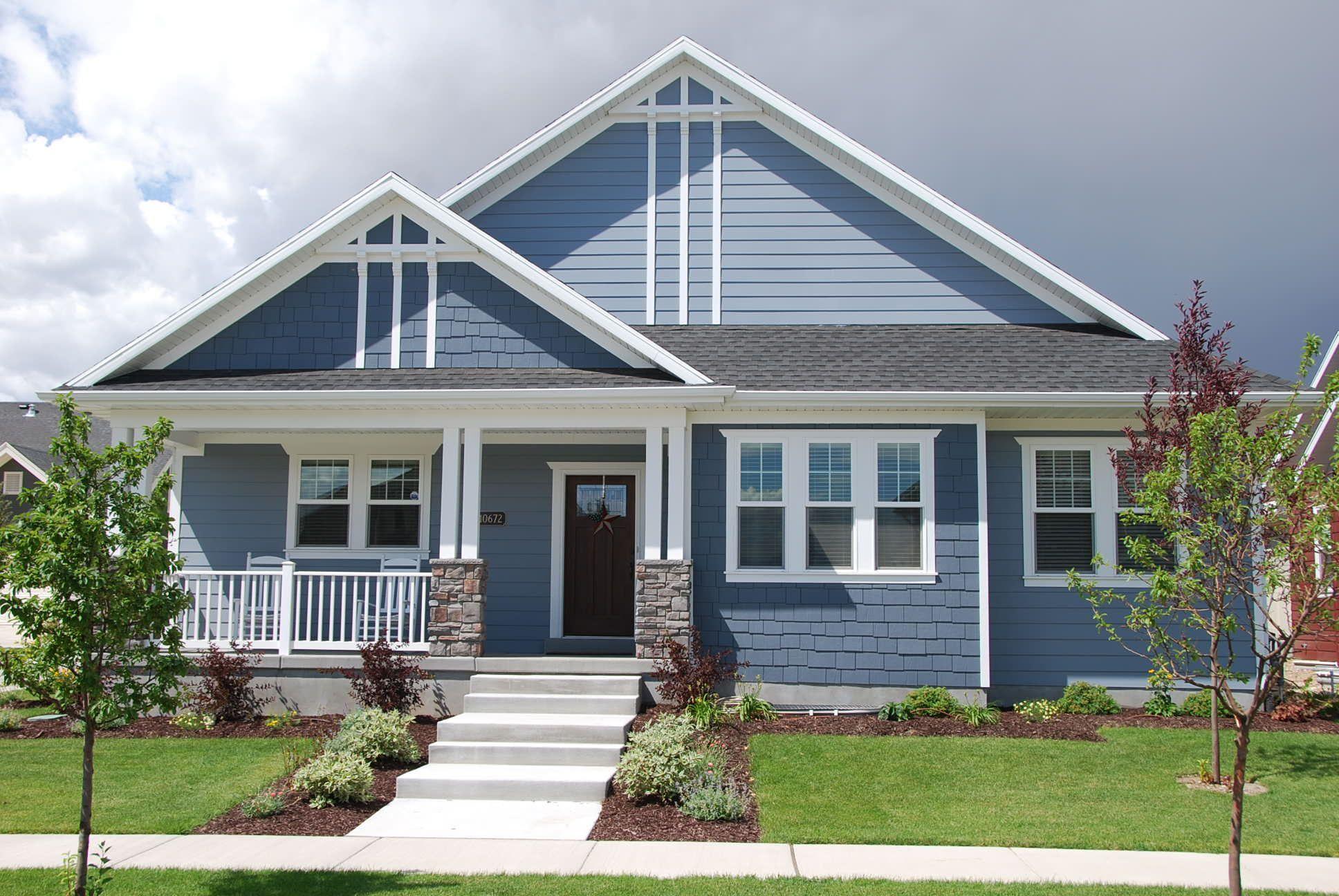Nice Daybreak House Plans Part - 14: Crescent Model Home W Floor Plan