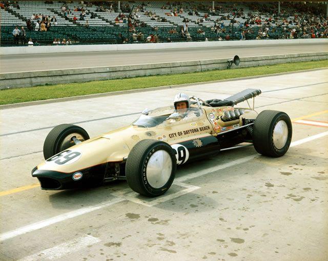 1967 Denny Hulme City Of Daytona Beach Smokey Yunick