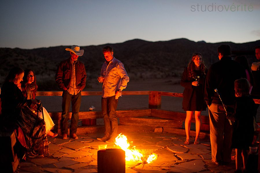 Family Vacations: All-Inclusive Luxury Dude Ranch |Dude Ranch Fire Pit