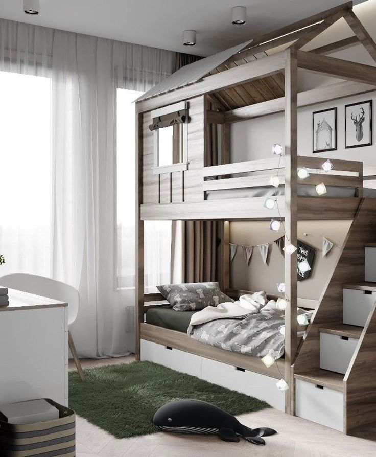40+ Affordable Kids Bedroom Design Ideas That…