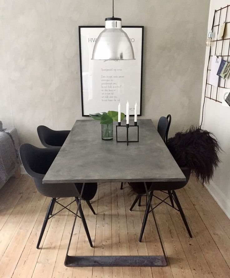 Photo of DIY spisebord – se hvordan på min IG: Mille Hartmann