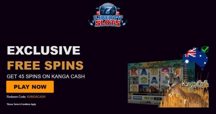 Liberty slots 50 no deposit bonus