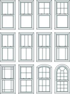 Window Style Options St Louis House Windows Window Styles Double Hung Windows