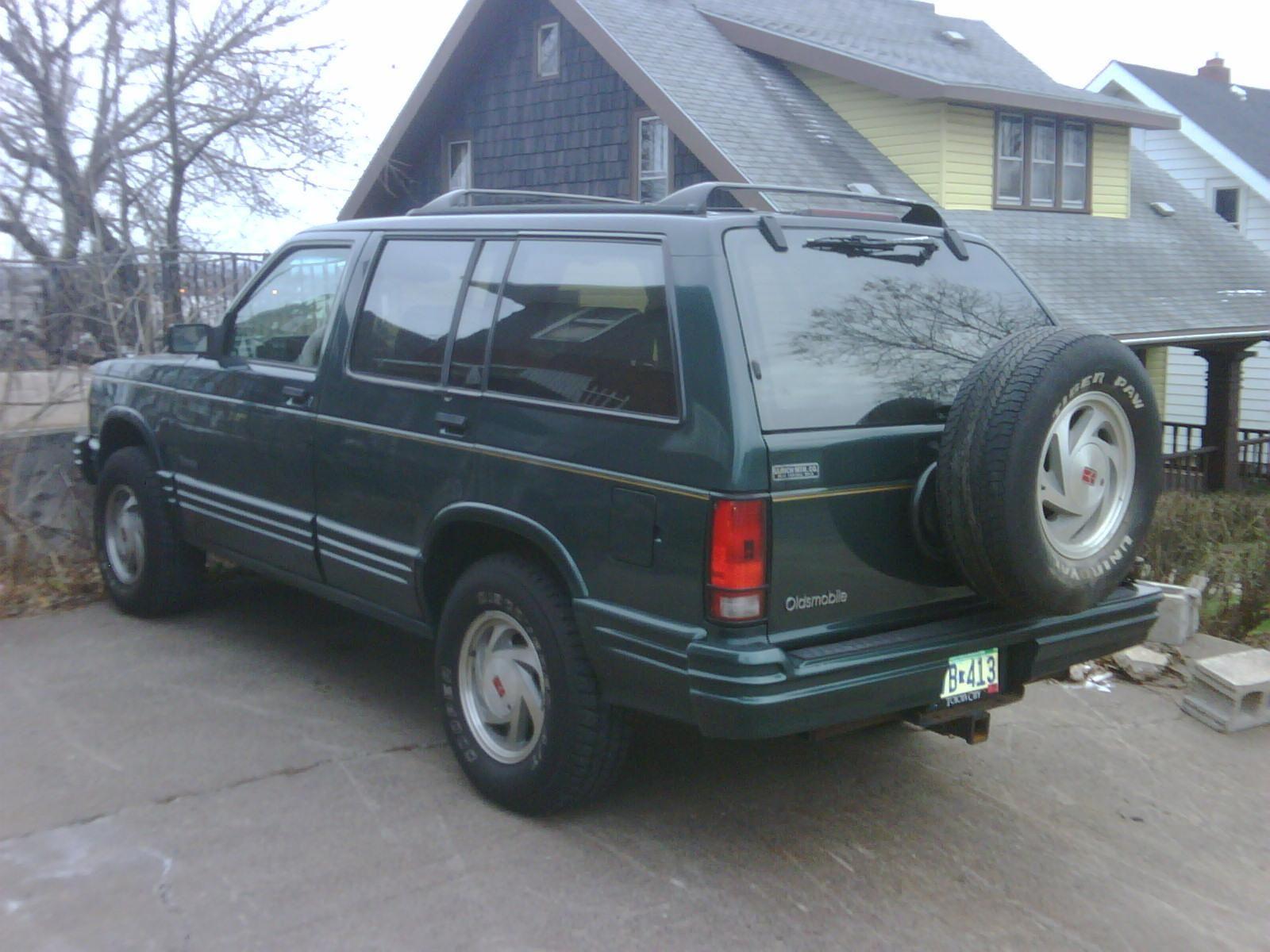 1994 oldsmobile bravada Another supamama69 1994