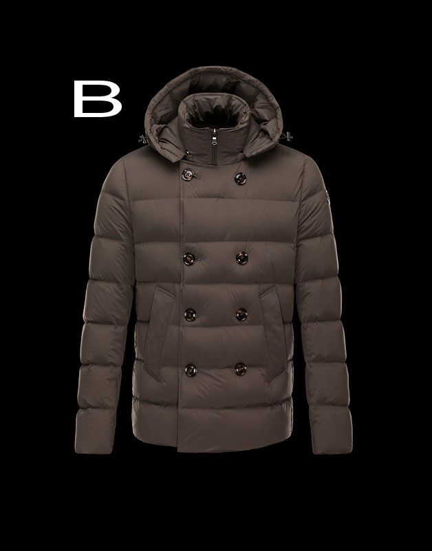 Moncler Loirac Men Mid-Length Detachable Hood Down Jacket Coffee 2014 For  Sale. Find this Pin and more on fashion ... 4be5418ce0b