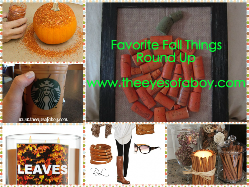 Favorite Fall Things Starbucks Pumpkin Spice Latte And More