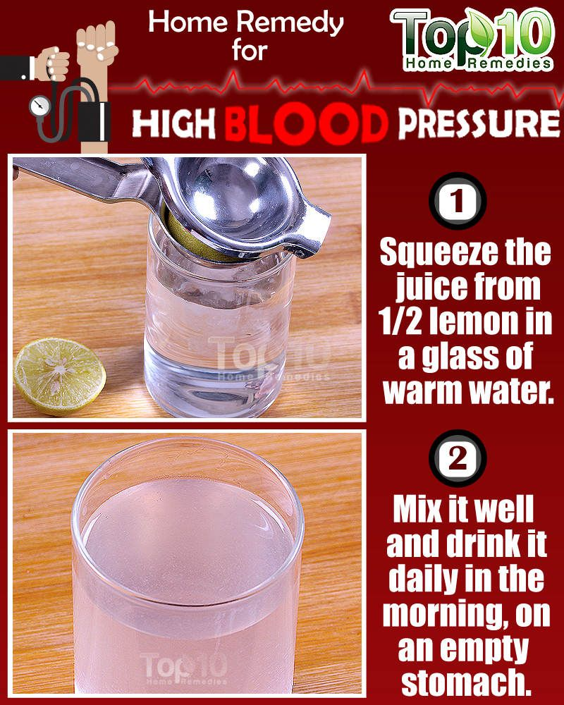 how to lower high blood pressure naturally fast