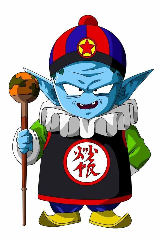 Emperor Pilaf Dragones Dragon Ball Gt Dragon Ball Emperor pilaf vs garlic jr. emperor pilaf dragones dragon ball