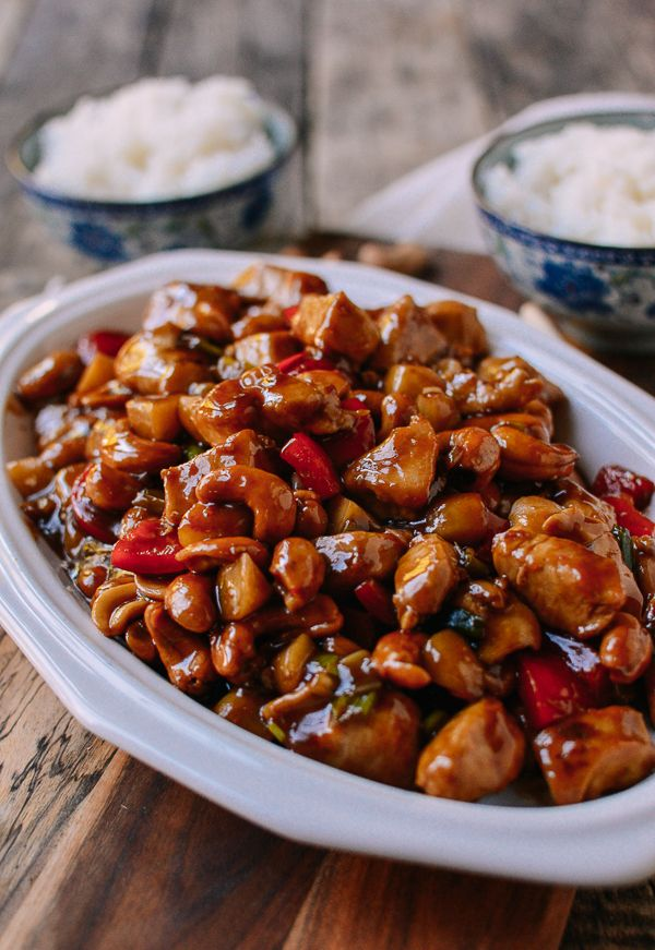 Photo of Cashew Chicken: Our Restaurant Recipe | The Woks of Life