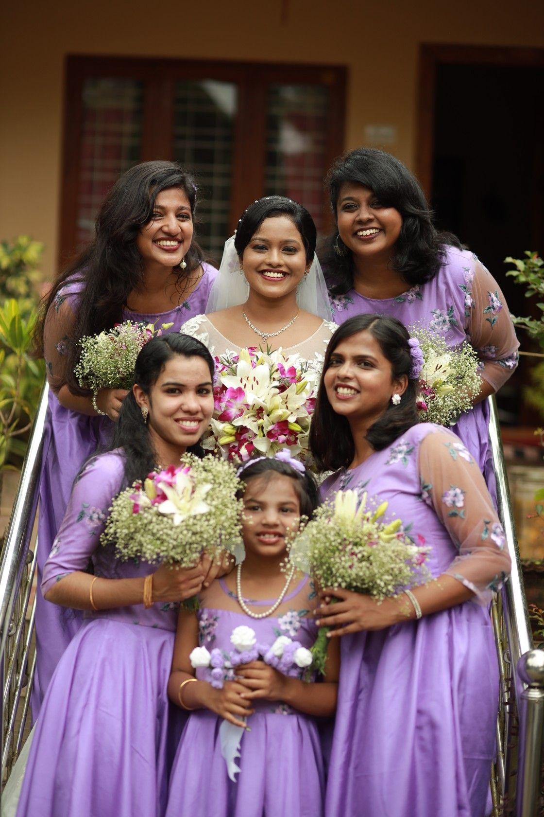 Kerala Christian Wedding Bride Flower Girl Dresses Wedding [ 1680 x 1120 Pixel ]