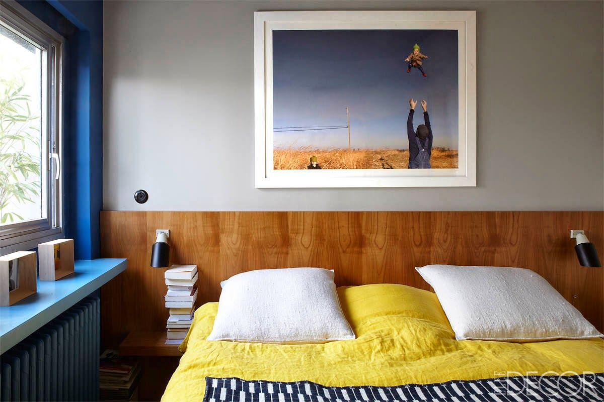 Schlafzimmer Le renovierung einer gertud stein wohnung im sinne le corbusier in