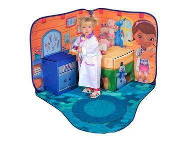 Knorrtoys Com 3d Spielkulisse Doc Mcstuffins